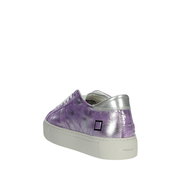 D.a.t.e. Shoes Sneakers Purple E20-178