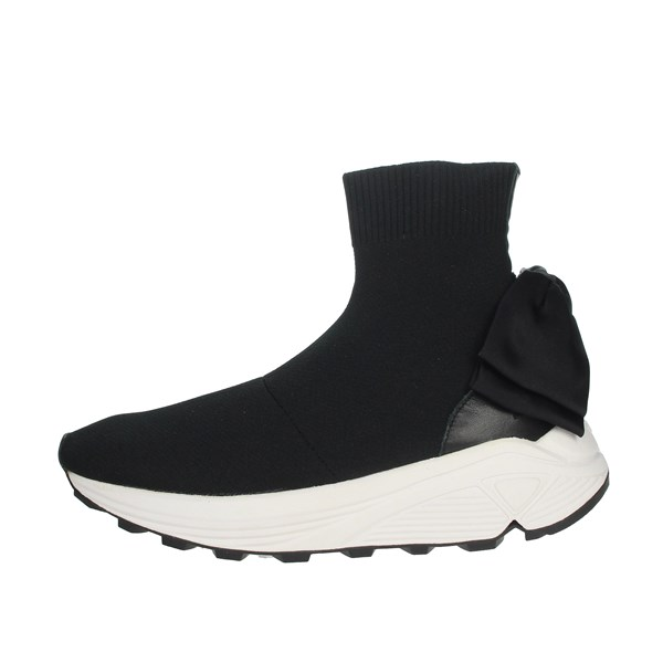 D.a.t.e. Shoes Sneakers Black E20-180