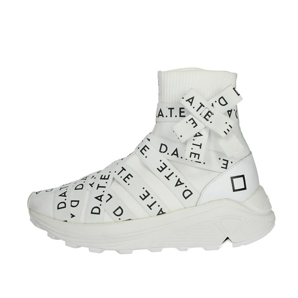 D.a.t.e. Shoes Sneakers White E20-182
