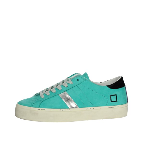 D.a.t.e. Shoes Sneakers Aqua E20-185