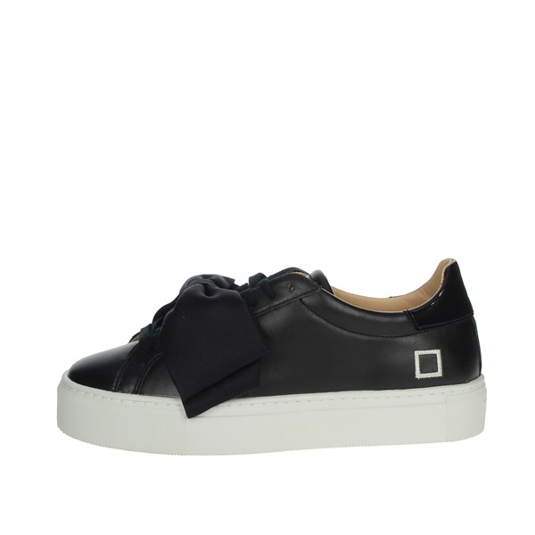D.a.t.e. Shoes Sneakers Black E20-186