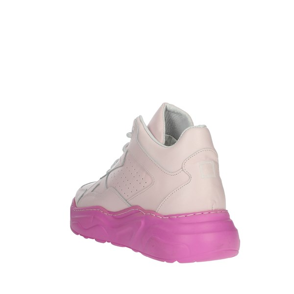 D.a.t.e. Shoes Sneakers Rose E20-190