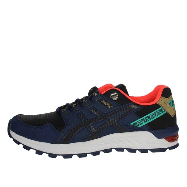 Asics Shoes Sneakers Blue/Black 1021A221