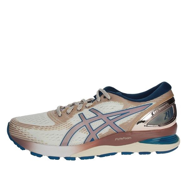 Asics Shoes Sneakers White 1022A238