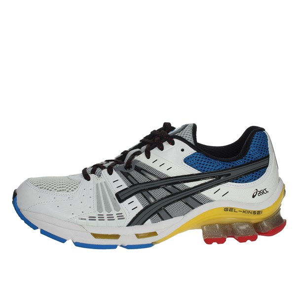 Asics Shoes Sneakers White 1021A117