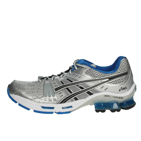 Asics Shoes Sneakers Grey 1021A117