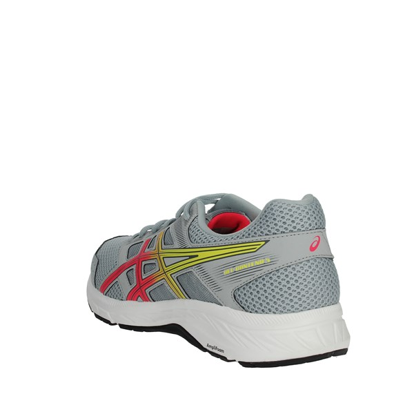 Asics Shoes Sneakers Grey 1012A234