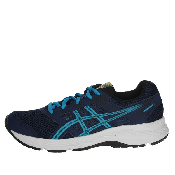 Asics Shoes Sneakers Blue 1014A049