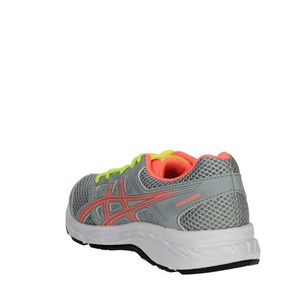 Asics Shoes Sneakers Grey 1014A049