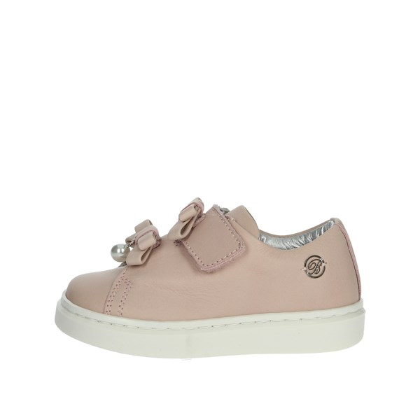 Blumarine  Shoes Sneakers Light dusty pink A0519