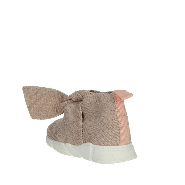 Florens Shoes Sneakers Light dusty pink E6634
