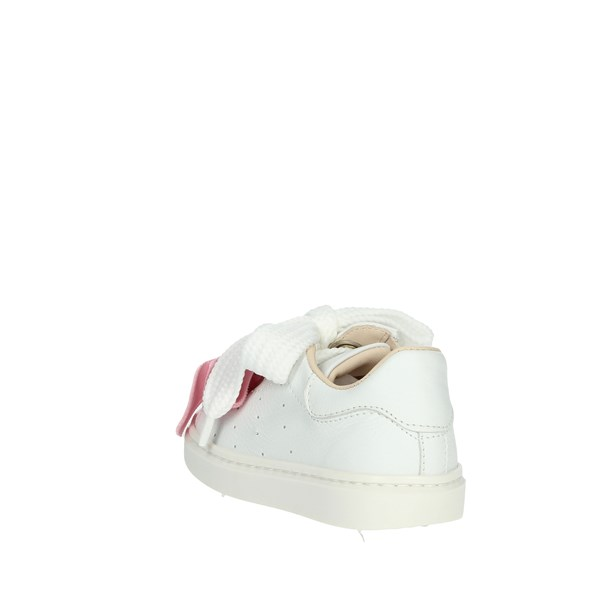 Florens Shoes Sneakers White E6410