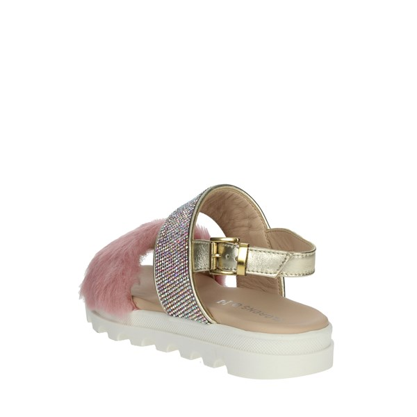 Florens Shoes Sandals Rose F5977
