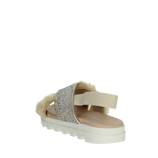 Florens Shoes Sandal Creamy white F5979