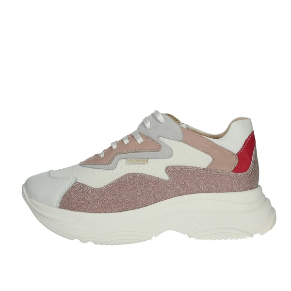 Florens Shoes Sneakers Light dusty pink G7588