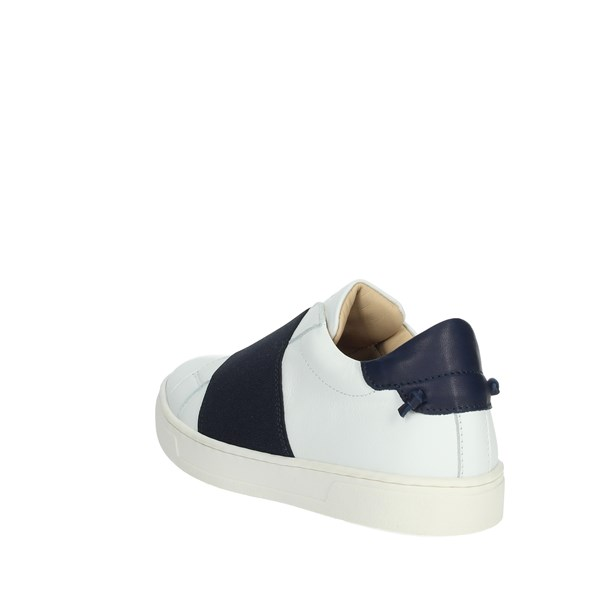 Florens Shoes Sneakers White/Blue V5552