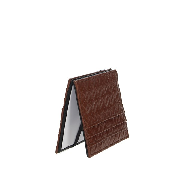 Vip Flap Accessories Business Cardholders Brown VIPCROSS.MAR