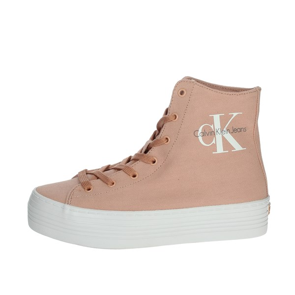 Calvin Klein Jeans Shoes Sneakers Rose RE9245