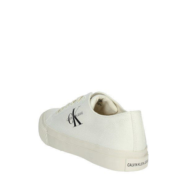 Calvin Klein Jeans Shoes Sneakers Creamy white S0593