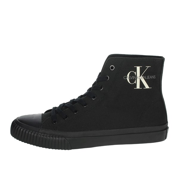 Calvin Klein Jeans Shoes Sneakers Black S0594