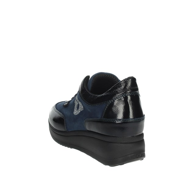Agile By Rucoline  Shoes Sneakers Blue 1304