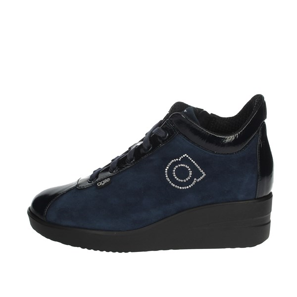 Agile By Rucoline  Shoes Sneakers Blue 226