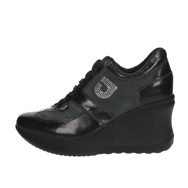 Agile By Rucoline  Shoes Sneakers Charcoal grey 1800