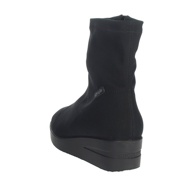 Agile By Rucoline  Shoes Ankle Boots Black 2621