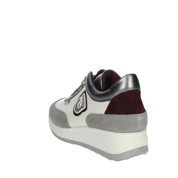 Agile By Rucoline  Shoes Sneakers White/Grey 1304