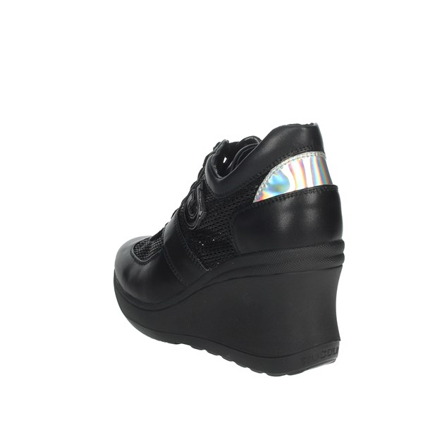 Agile By Rucoline  Shoes Sneakers Black 1800