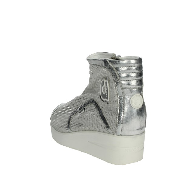 Agile By Rucoline  Shoes Sneakers Silver 2635