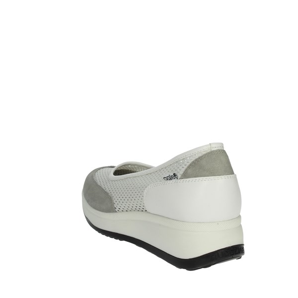 Agile By Rucoline  Shoes Ballet Flats White 1317