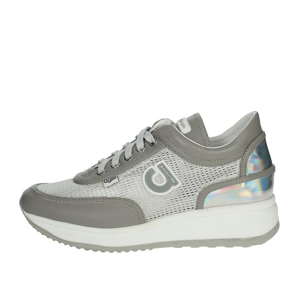 Agile By Rucoline  Shoes Sneakers Grey 1304