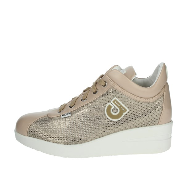 Agile By Rucoline  Shoes Sneakers Beige 226