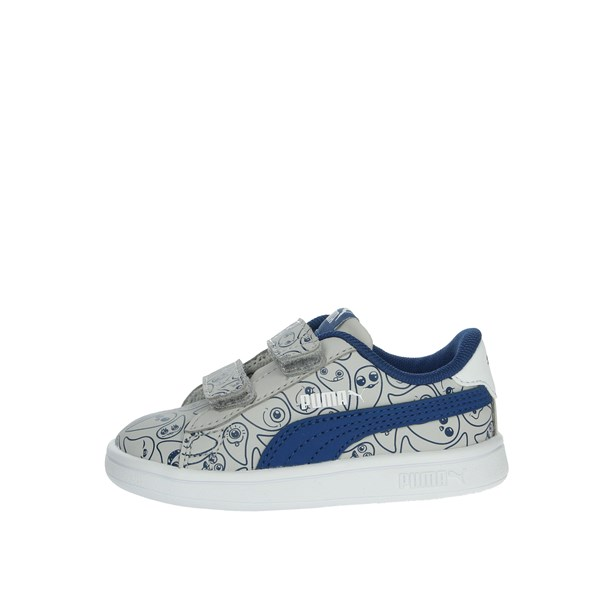 Puma Shoes Sneakers Grey/Blue 371192