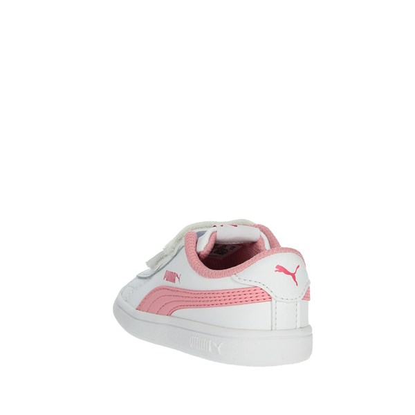 Puma Shoes Sneakers White/Pink 365174