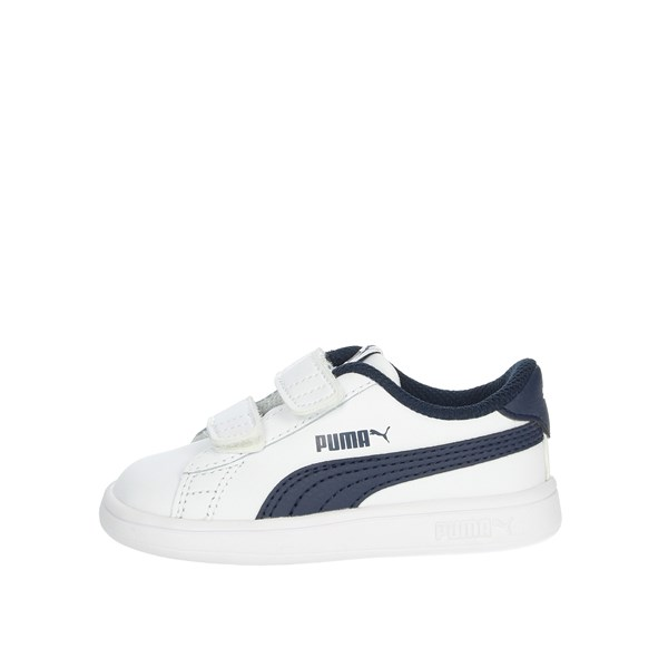 Puma Shoes Sneakers White/Blue 365174