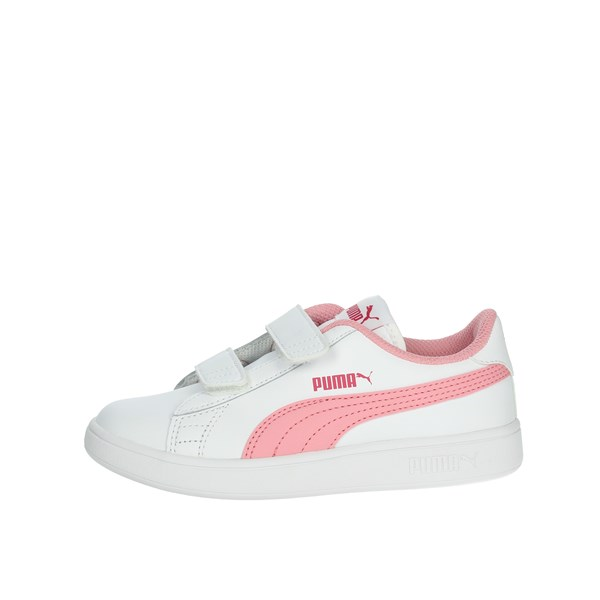 Puma Shoes Sneakers White/Pink 365173