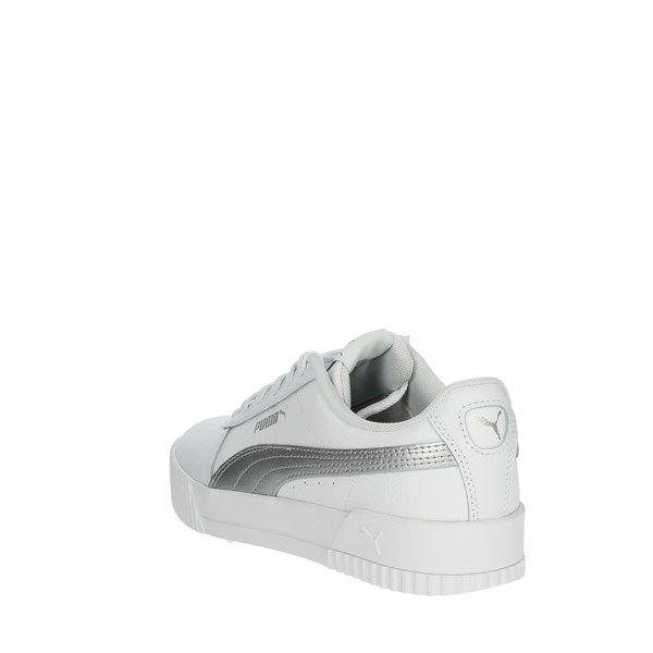 Puma Shoes Sneakers White 370325