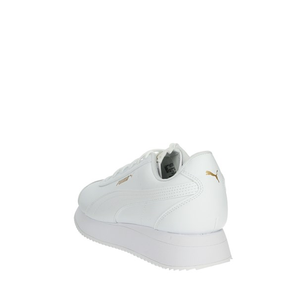 Puma Shoes Sneakers White 371115