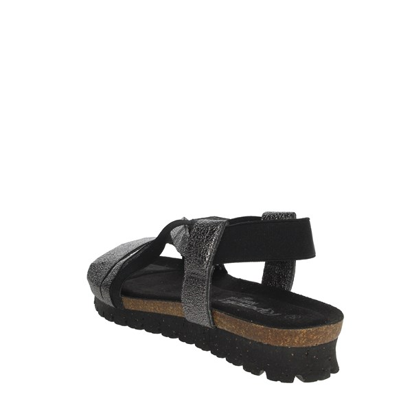 Riposella Shoes Sandals Charcoal grey C49