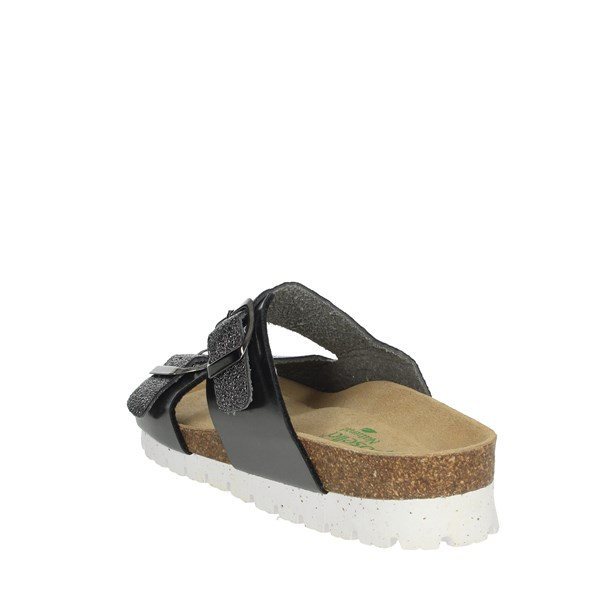 Riposella Shoes Clogs Charcoal grey C44