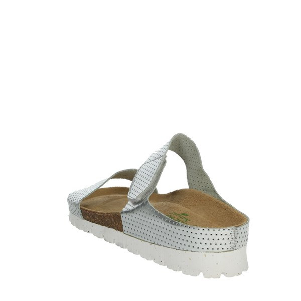 Riposella Shoes Clogs Silver C40