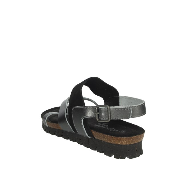 Riposella Shoes Flip Flops Charcoal grey C31