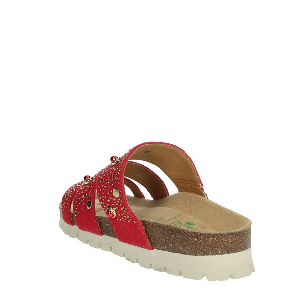 Riposella Shoes Clogs Red C87