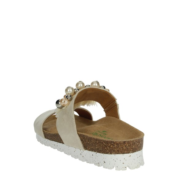 Riposella Shoes Clogs Beige C27
