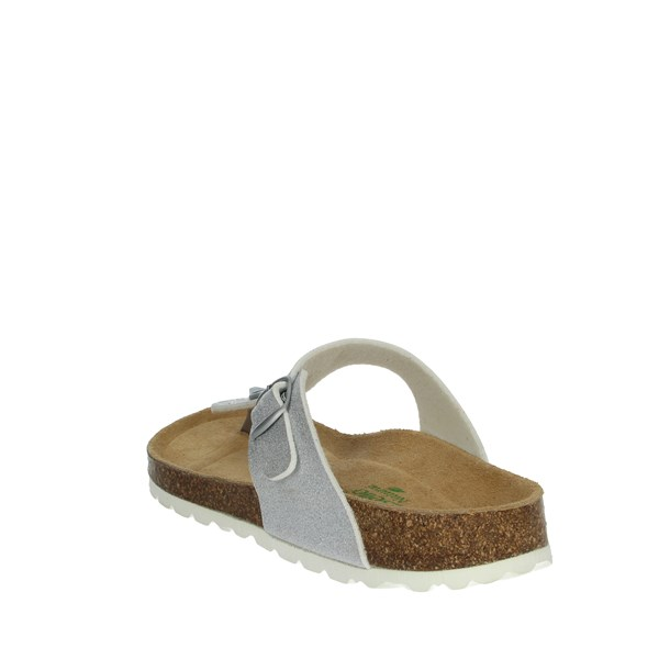 Riposella Shoes Clogs Silver C75