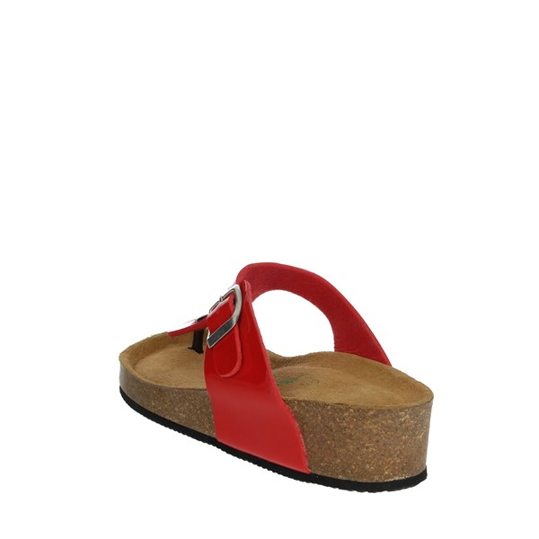 Riposella Shoes Flip Flops Red C60