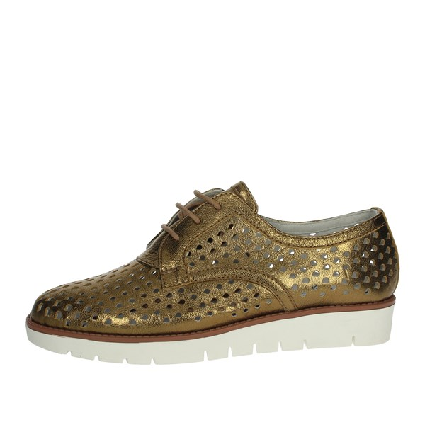 Riposella Shoes Brogue Bronze  C243