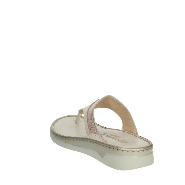 Riposella Shoes Flip Flops Light dusty pink C416